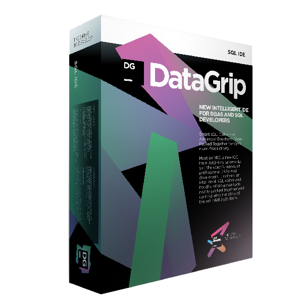 DataGrip • Anyware Softwares