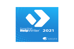 PowerShell HelpWriter 2021